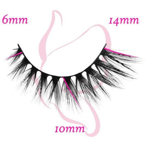 Flutter Lashes - #iSlay Ersatz Eyelashes 2