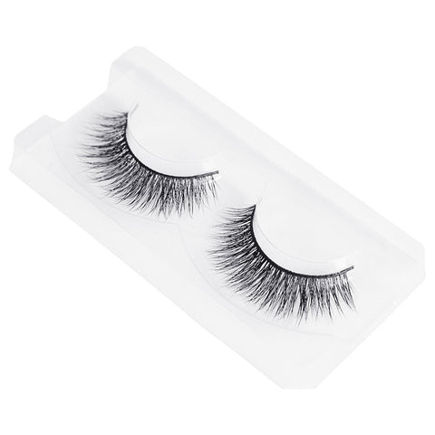 Flutter Lashes - Lindsay Mink Eyelashes (Tray Shot 2)
