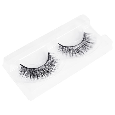 Flutter Lashes - Lindsay Mink Eyelashes (Tray Shot 3)