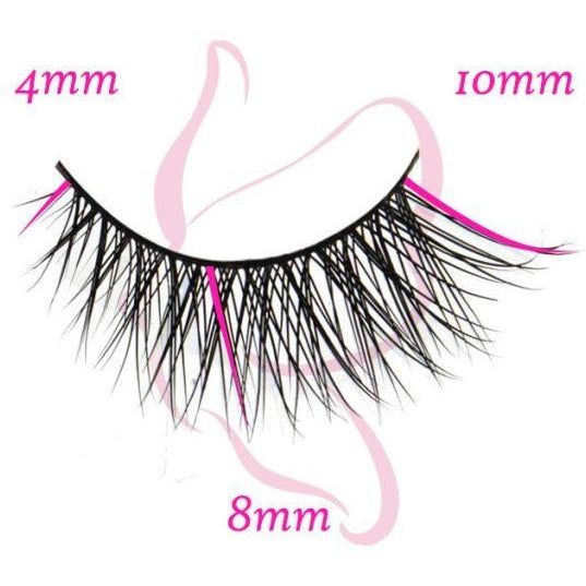 Flutter Lashes - Kaelyn Mink Eyelashes 2