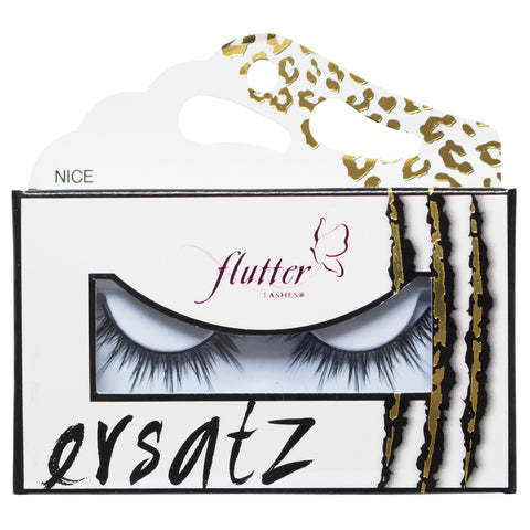 Flutter Lashes - Nice Ersatz Eyelashes (Packaging)