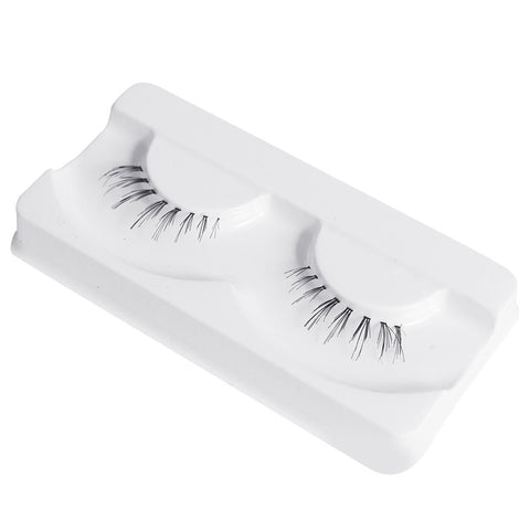 Flutter Lashes - Petite Lower Ersatz Eyelashes (Tray Shot 2)