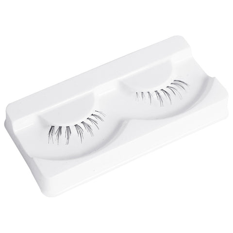 Flutter Lashes - Petite Lower Ersatz Eyelashes (Tray Shot 3)
