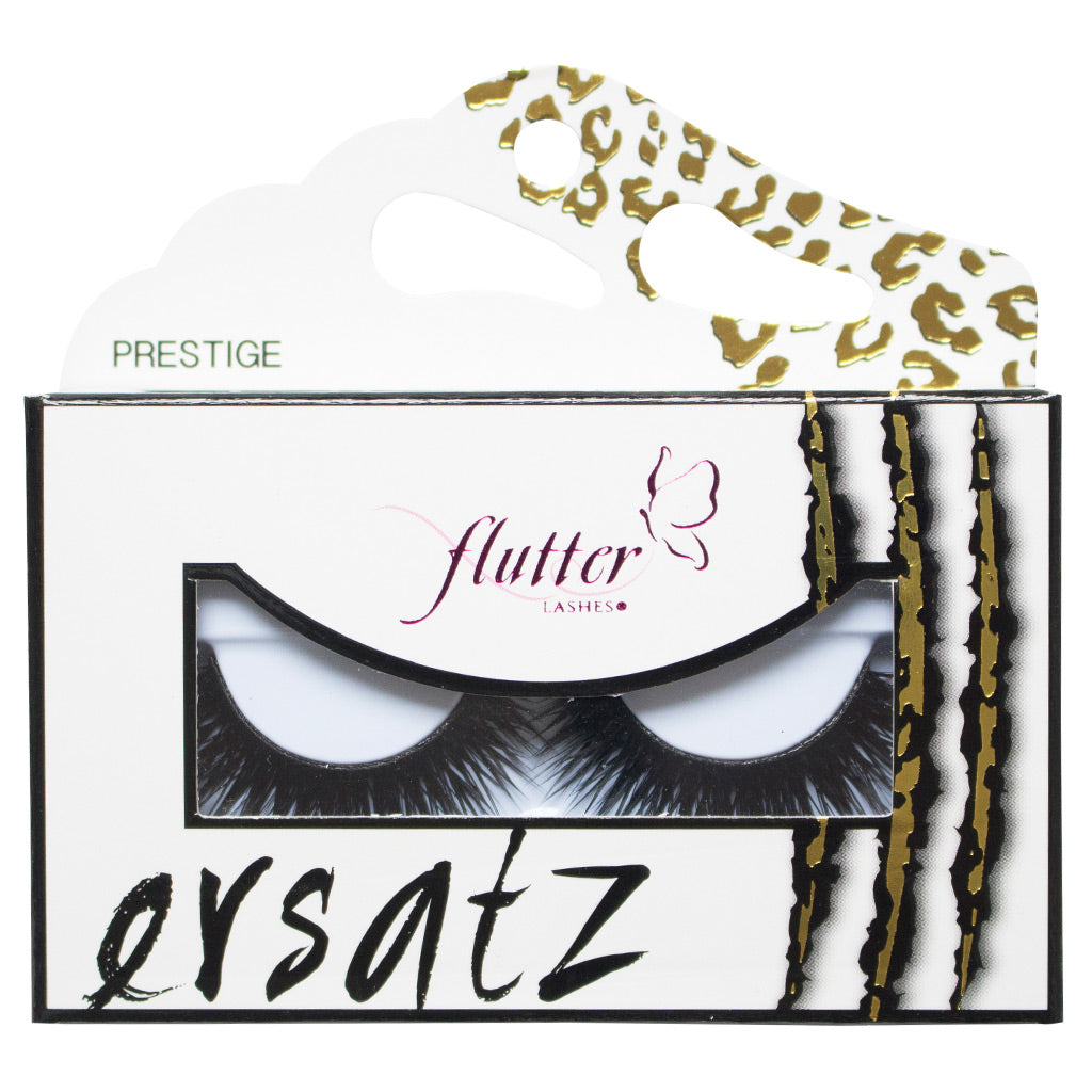 Flutter Lashes - Prestige Ersatz Eyelashes (Packaging)
