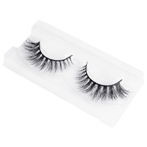 Flutter Lashes - Stella Dimensional Mink Eyelashes (Tray Shot 2)