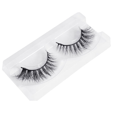 Flutter Lashes - Stella Dimensional Mink Eyelashes (Tray Shot 3)