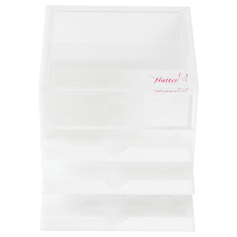 Flutter Lashes - The Lash Box (White) 3