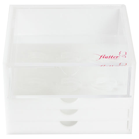 Flutter Lashes - The Lash Box (White) 5