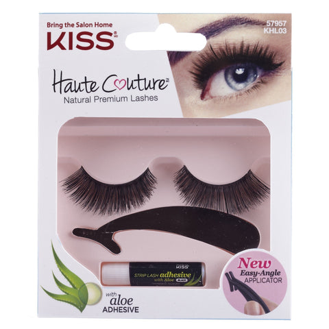 71da57298ab Kiss Haute Couture Lashes - Lust | False Eyelashes