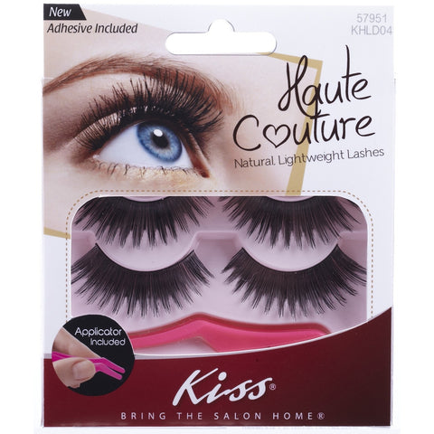 Haute Couture - Kiss Haute Couture Lashes Twinpack - Coy
