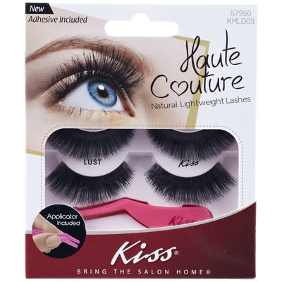 Haute Couture - Kiss Haute Couture Lashes Twinpack - Lust