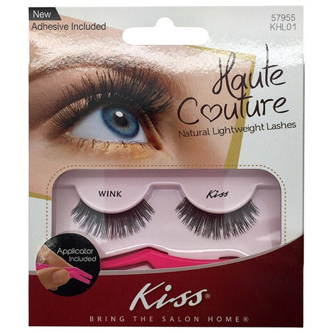 Haute Couture - Kiss Haute Couture Lashes - Wink