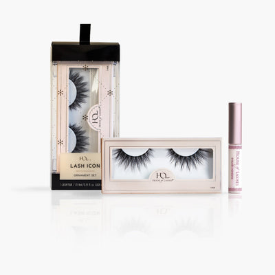 House of Lashes - Lash Icon Ornament Set