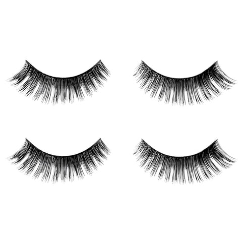 Kiss Haute Couture Lashes Twinpack - Flirt (Lash Scan)