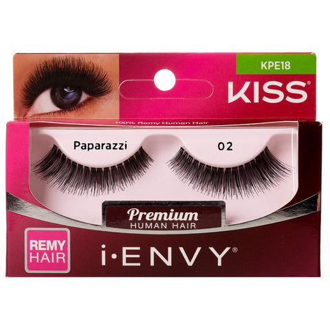 Kiss i-Envy False Eyelashes - Paparazzi 02