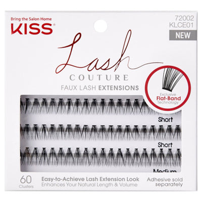 Kiss Lash Couture Faux Extensions - Venus