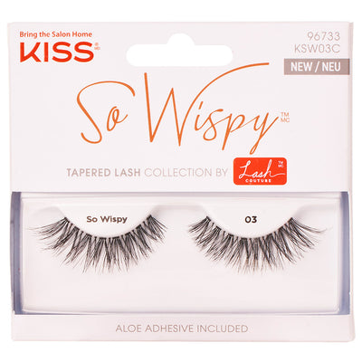 Kiss Lash Couture - So Wispy 03
