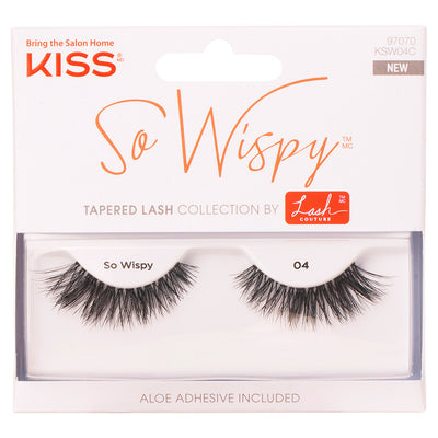 Kiss Lash Couture - So Wispy 04