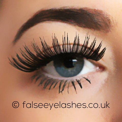 Kiss Haute Couture Lashes Twinpack - Coy - Front Shot