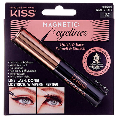 Kiss Magnetic Eyeliner (5g)
