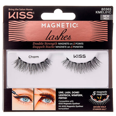 Kiss Magnetic Lashes - Charm