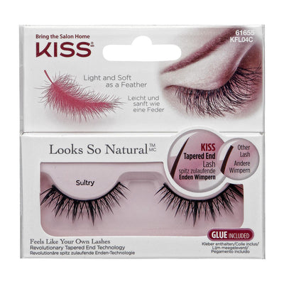 Kiss Natural Lashes - Sultry