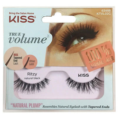Kiss True Volume Lashes - Ritzy