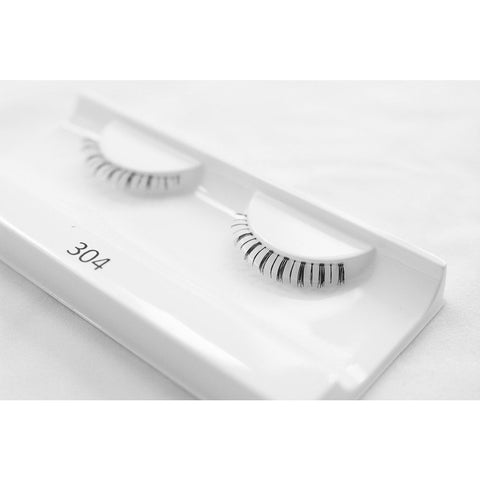 KoKo Lashes - 304 (Lower Lashes) - Angled Tray 1