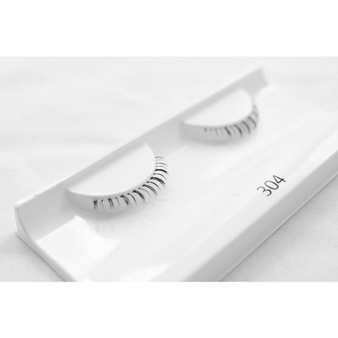 KoKo Lashes - 304 (Lower Lashes) - Angled Tray 2