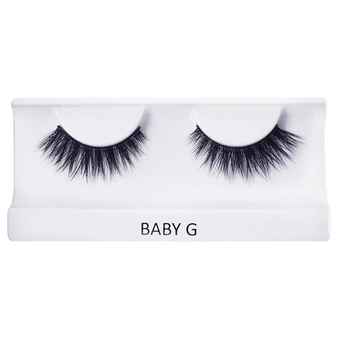 KoKo Lashes - Baby G (Tray Shot)