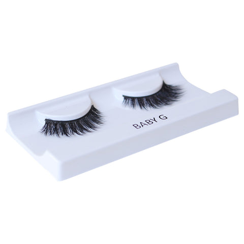 KoKo Lashes - Baby G (Angled Tray Shot 2)