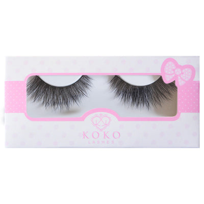 KoKo Lashes - Carrie