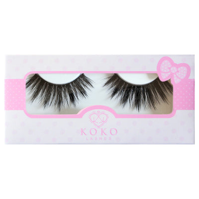 KoKo Lashes - Girl About Town