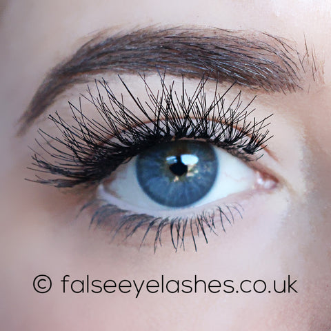KoKo Lashes - Madame Wispy (Model Shot 1)