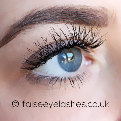 KoKo Lashes - Madame Wispy (Model Shot 2)