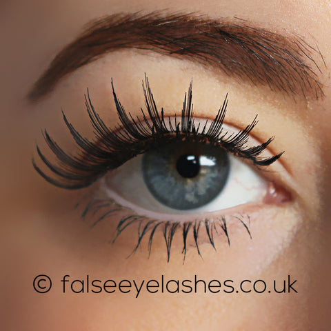 KoKo Lashes - 204 (Model Shot 1)