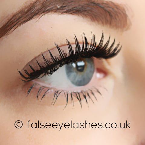 KoKo Lashes - 206 (Model Shot 2)