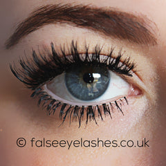 KoKo Lashes - 304 (Lower Lashes) Model Shot 1