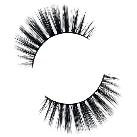 Land of Lashes Faux Mink Lashes - Flutter (Tray Shot)