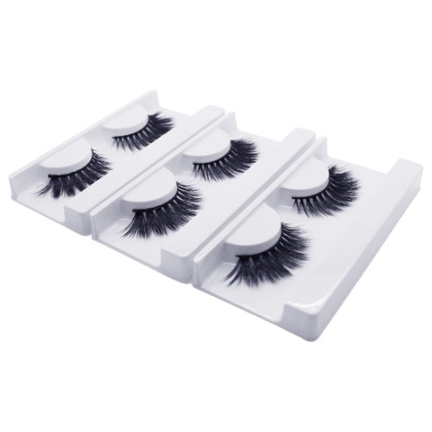 Land of Lashes Faux Mink Lashes Multipack - Glam (Tray Shot 1)