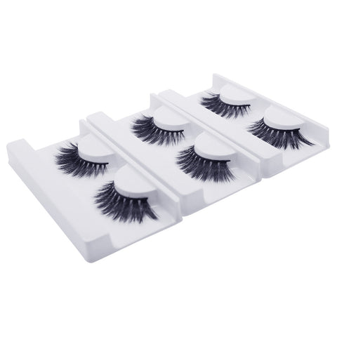 Land of Lashes Faux Mink Lashes Multipack - Glam (Tray Shot 2)