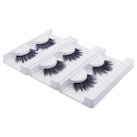 Land of Lashes Faux Mink Lashes Multipack - Hollywood (Tray Shot 1)