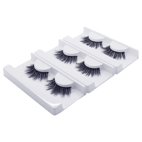 Land of Lashes Faux Mink Lashes Multipack - Hollywood (Tray Shot 2)