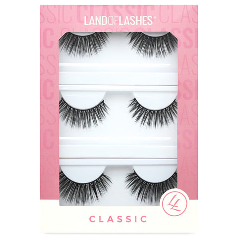 Land of Lashes Faux Mink Lashes Multipack - Icon