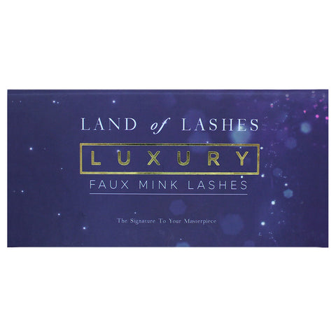 Land of Lashes Luxury Lashes - Ruby (Packaging Shot 2)