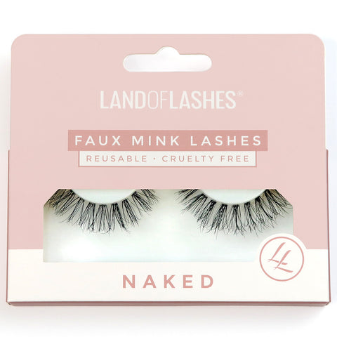 Land of Lashes - Naked #8
