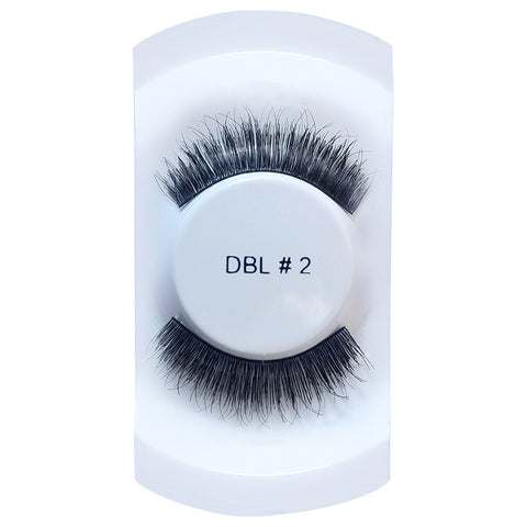 Lash Unlimited False Eyelashes - Style DBL #2
