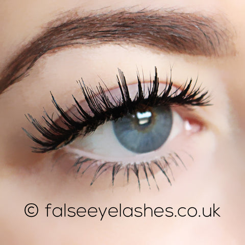 LashXO False Eyelashes - Lexi Luxe (Model Shot 2)