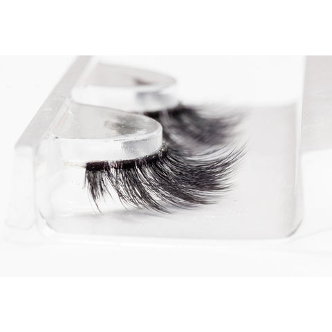 Lilly Lashes 3D Faux Mink Band-Less Lashes - Olivia 3