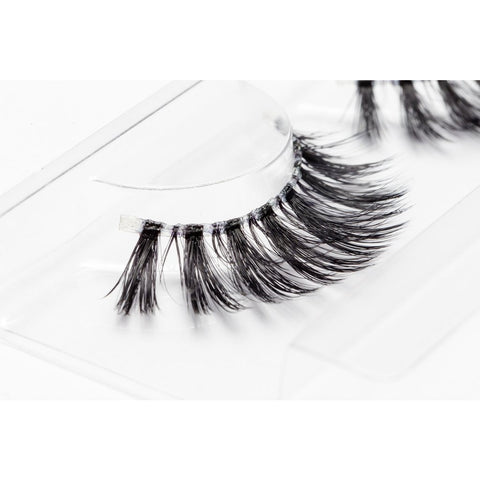 Lilly Lashes 3D Faux Mink Band-Less Lashes - Sophia 6
